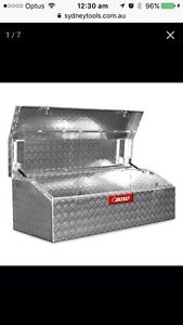 Aluminium tool box Dee Why Manly Area Preview