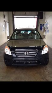 2006 Honda CRV OBO