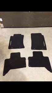 New Original Toyota Tacoma floor mats .Fits 2005-2015.