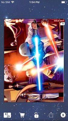 Topps Star Wars Digital Card Trader Forces Of Good Padawan Training Insert