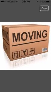 20 for $10 - moving boxes