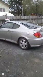 Looking for 03 Tiburon aftermarket parts