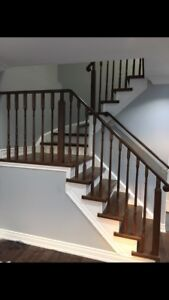 Stairs,stairs and stairs