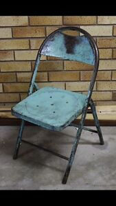 Folding cafe chairs Moorooka Brisbane South West Preview