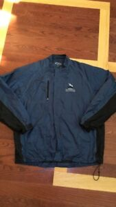 Crowbush Golf windbreak jacket XL