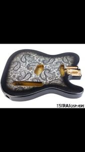 Looking for a Telecaster body