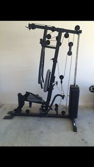 Gym workout Machine Wattle Grove Liverpool Area Preview