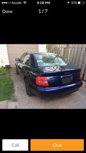 1999 Audi A4 1.8t etested need gone London Ontario image 2