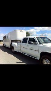 6 horse custom trailer