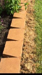 Garden edging Granton Derwent Valley Preview
