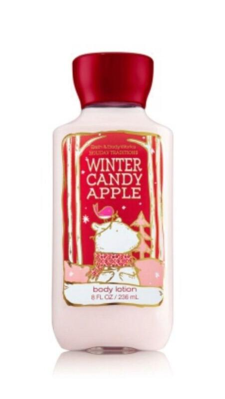 Winter candy apple is one of my favorite scents from bath and body works! It its a very sweet apple smell with a twist of cinnamon. This body cream is super hydrating/5().