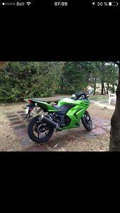 2012 Kawasaki Ninja 250
