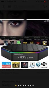 Android Media Streaming Box. FREE Unlimited TV/Movies. KODI 17.1