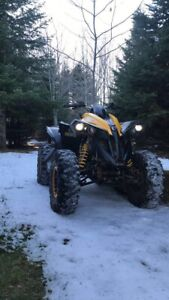 2014 Can-am Renagade 1000 XXc Part Out