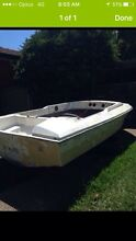 Stiletto boat hull Tenambit Maitland Area Preview