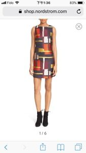 NWT $500 Alice+ Olivia dress (Tory Burch Kate Spade Coach MK)