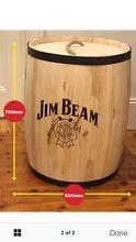 Jim Beam barrel/esky Jimboomba Logan Area Preview