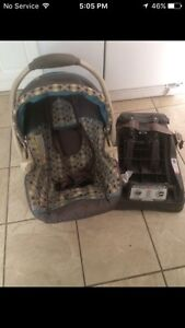 Baby tend infant car seat