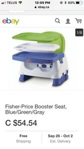 Fisher Price Booster Seat for sale