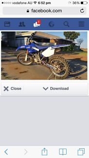 Yz250 2014-swap for 2014 yzf 250 Port Hedland Port Hedland Area Preview