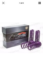 2012 -2013 HONDA CIVIC D2 lowering spring
