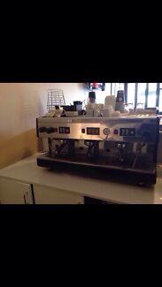 Cheap Wega 3 group altaris commercial coffee machine  Marrickville Marrickville Area Preview