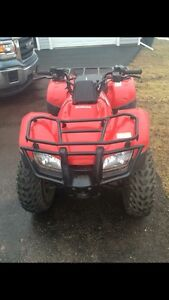 2006 Honda fourtrax 250