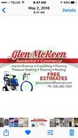 Glen Mckeen Construction