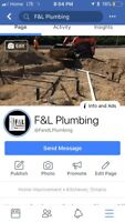 F&L Plumbing great feedback , plumbers and prices!