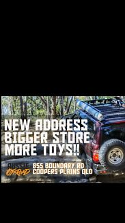 4x4 OFF ROAD GEAR COME IN AND CHECK OUT THE SAVINGS