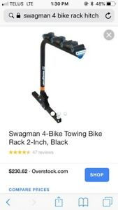 Swagman 4 bike hitch