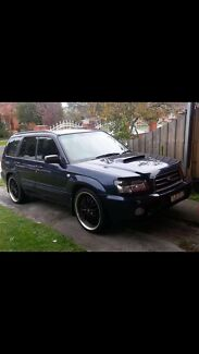 Turbo Subaru XT Forester  Springvale Greater Dandenong Preview