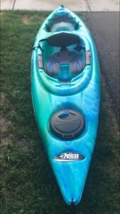 Beautiful kayak pair in mint condition