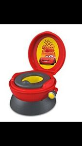 Cars Potty & Cars Portable Potty Seat