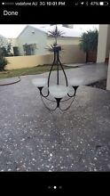 Steel Ornate Light Fitting Mount Pleasant Melville Area Preview