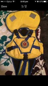 Infant life jacket brand new never worn or used Elizabeth North Playford Area Preview