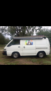 '06 Mitsubishi CamperVan, well maintained Melbourne CBD Melbourne City Preview