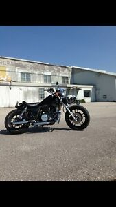 1983 Honda Shadow bobber 750