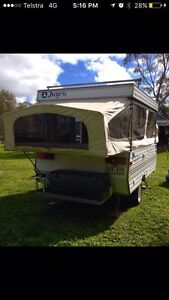 Jayco Eagle camper Bendigo Bendigo City Preview