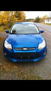 REDUCED 2012 Ford Focus SE