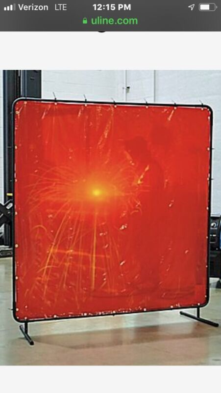 Welding Screen - 6 x 6