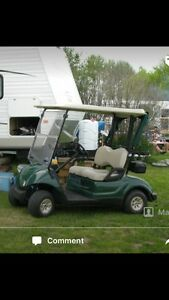 Golf cart for sale (SOLD)