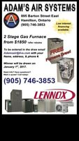 NEED A FURNACE REPAIRED OR REPLACED ? LOOK NO FURTHER!