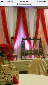 Wedding and event decor services