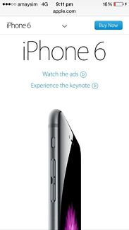 iPhone 6  Thornlie Gosnells Area Preview