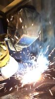 Certified mobile welder/fabricator for hire 60$/hr
