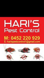 $77 Pest Control starting from Campsie area !!!!Save $$$$$
