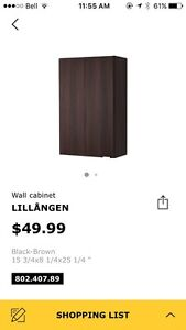 New IKEA Wall cabinet for sale.