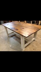 Rustic Table 6ft