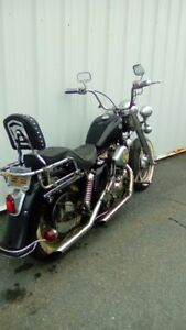 1977 Harley Sportster Project